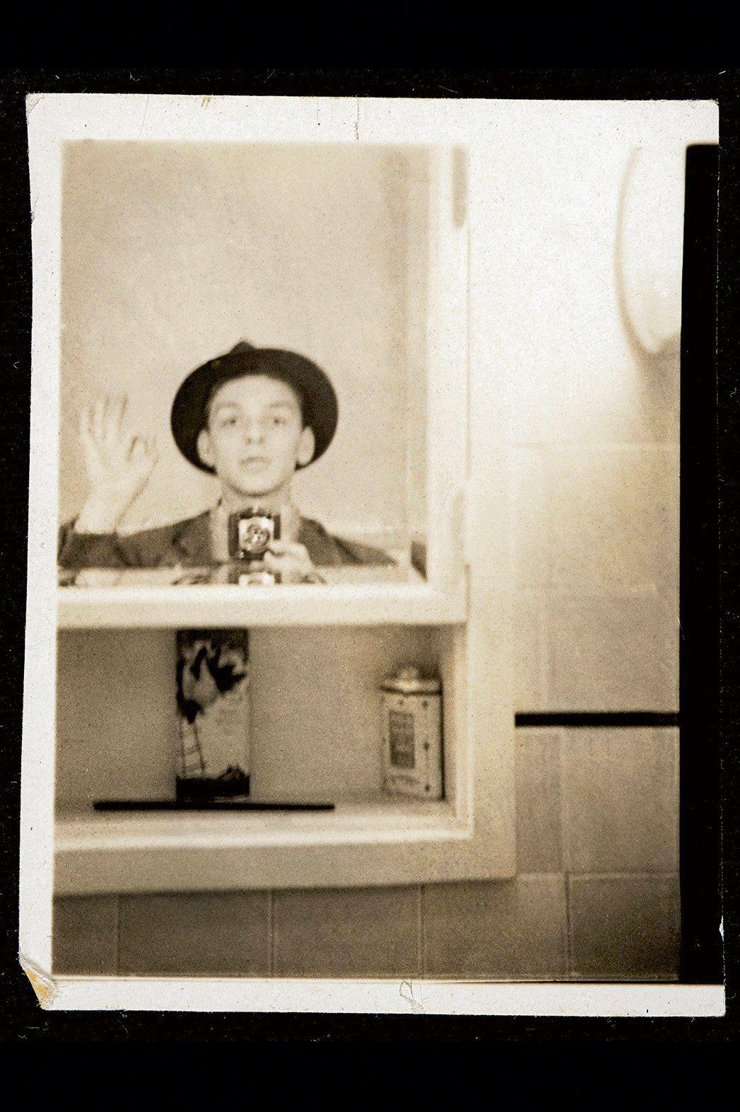 Sinatra at 15