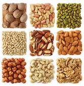 nuts and seeds for gout
