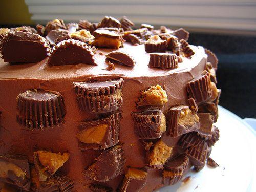 Recipe | Reese's Peanut Butter Chocolate Cake