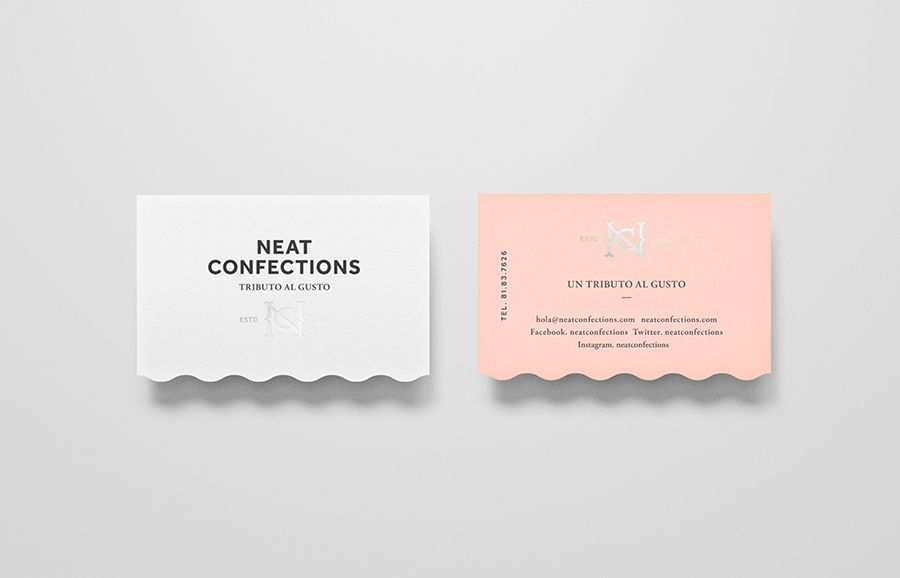 New Packaging for Neat Confections by Anagrama — BP&O | Business ...