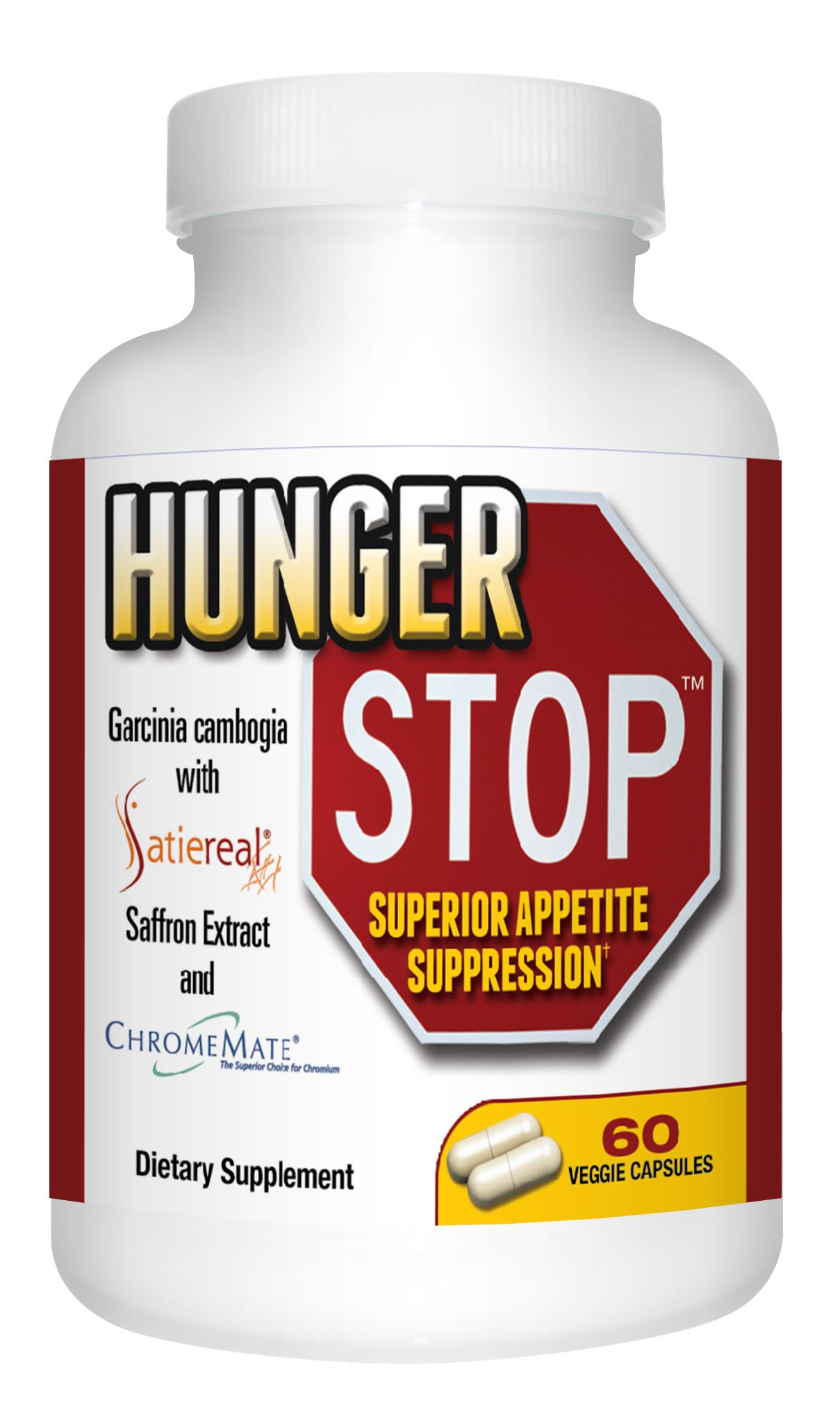 Hunger Stop Is A Combination Of Garcinia Cambogia Satiereal