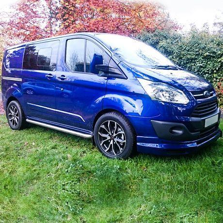 Swiss Vans Ford Transit Transit Custom Luxury Van