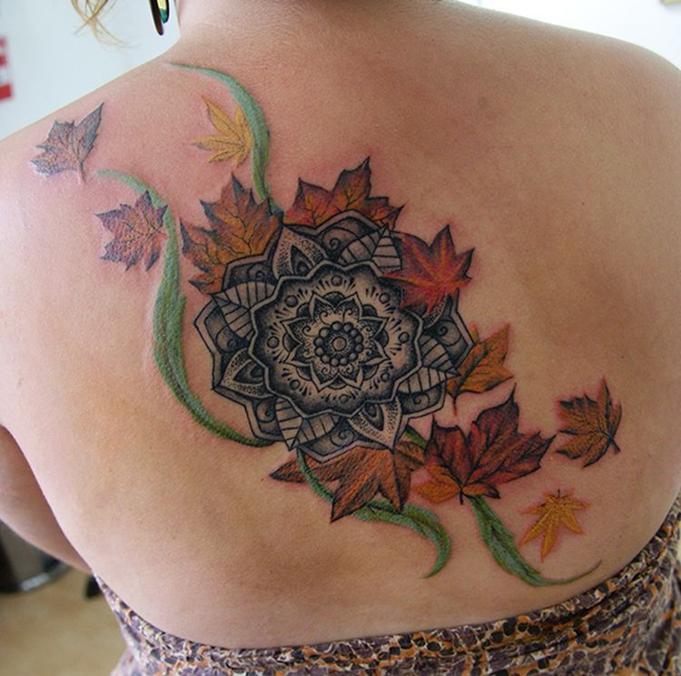 ca37861f5 a list with 50 of the most beautiful mandala tattoo designs we've seen and  the symbolism behind this sacred & timeless pattern.