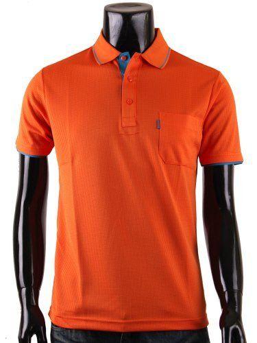6410e6b0 Bcpolo Men's Polo Shirt Orange DRI FIT Polo Shirt Short Sleeves BCPOLO,  http:/