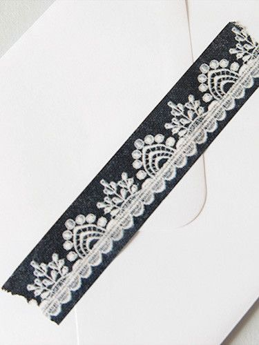 Lace tape