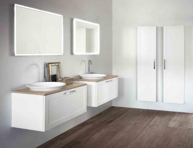 badkamermeubels carré van adatto casa via luca sanitair #badkamer, Badkamer