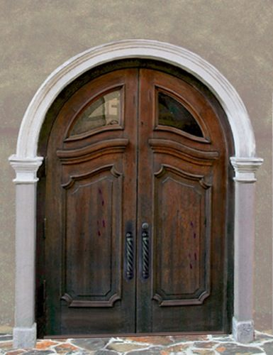 Custom Church Doors Handmade From Solid Wood Forever Warranty