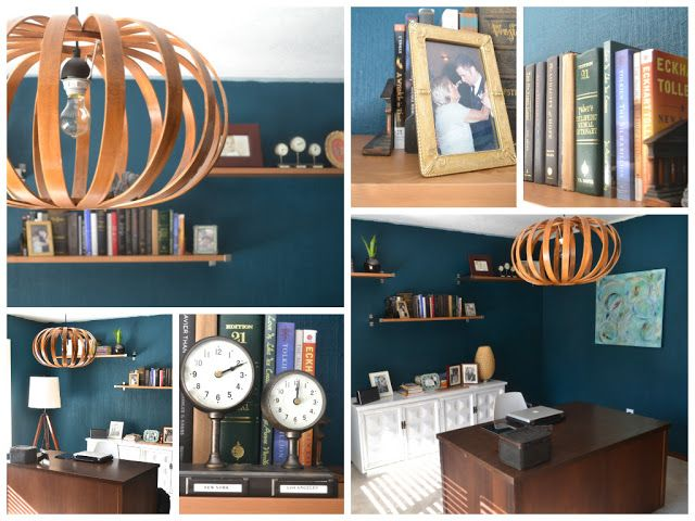 The Office Part I Paint Color Inspiration Benjamin Moore Bedroom Interior