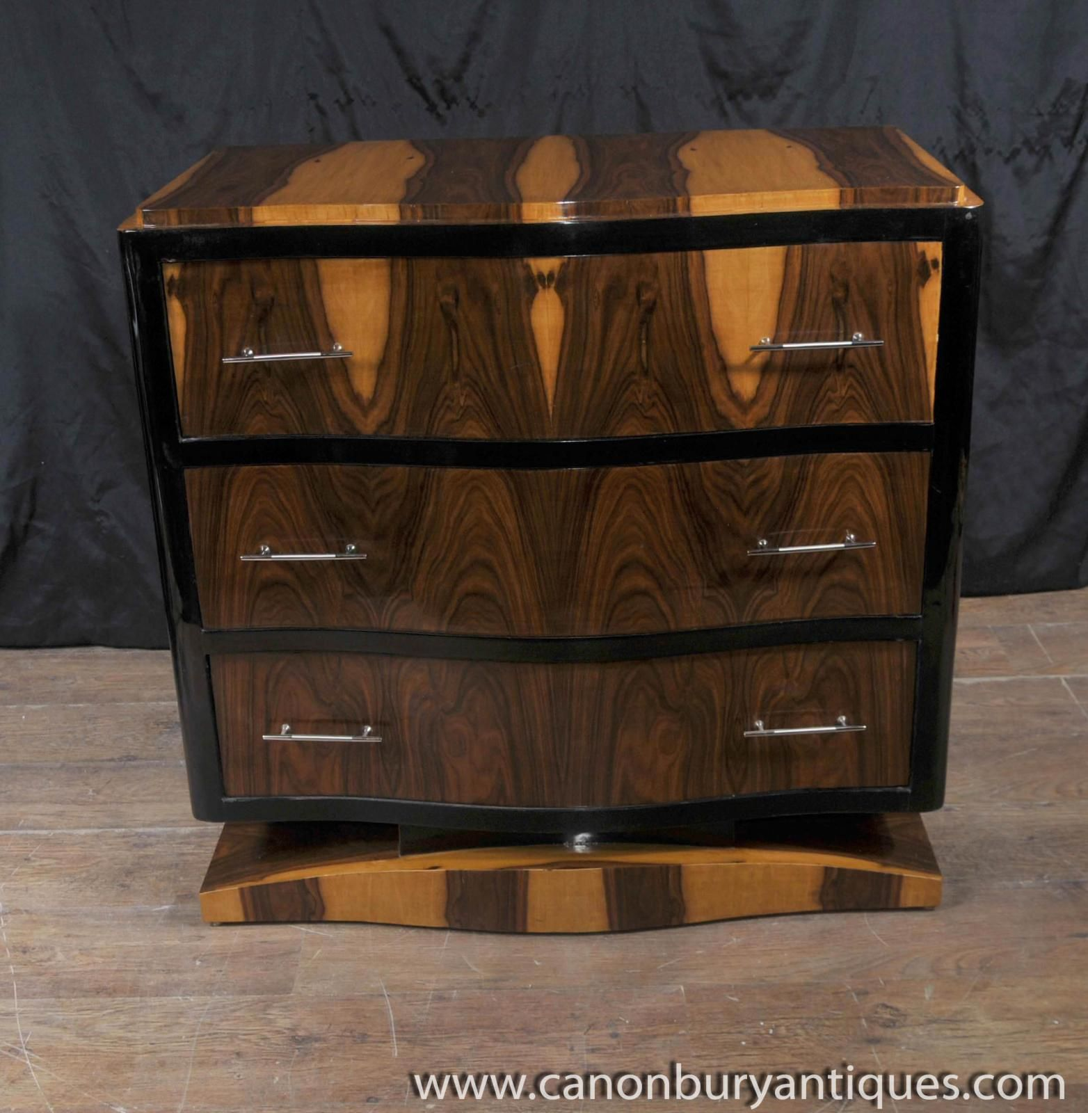 Photo of Art Deco Chest Drawers 1920s Bedroom Furniture