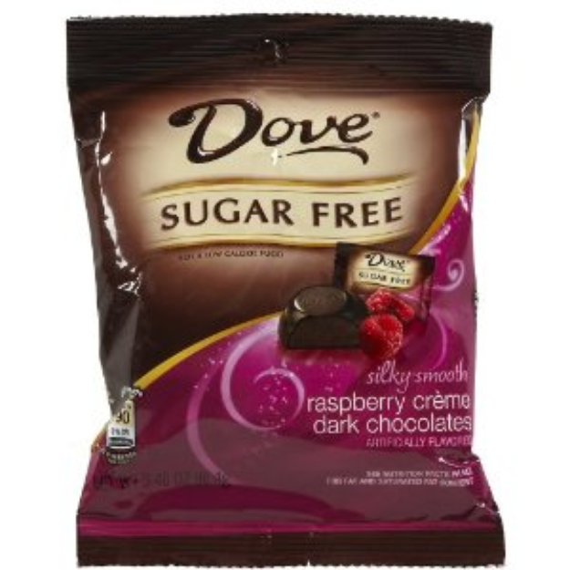 I M Learning All About Dove Dark Chocolate Sugar Free Raspberry Creme Packages At Influenster Sugar Free Dark Chocolate Dove Dark Chocolate