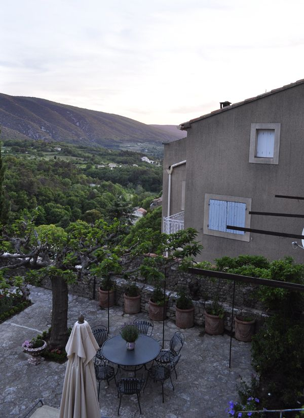 French Village terraced apartment with a view to die for Europian