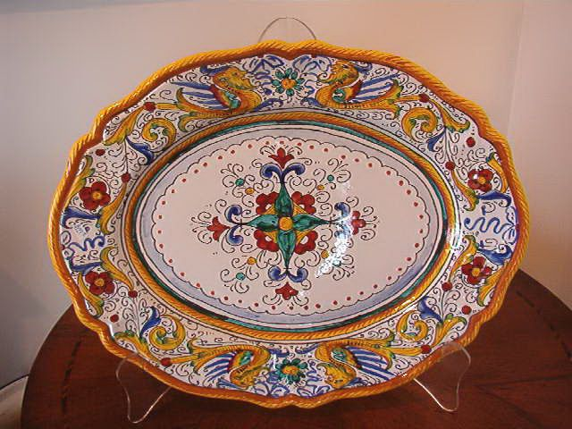 Ciao bella Pottery! on Pinterest | Italian Pottery, Wall Plates ...