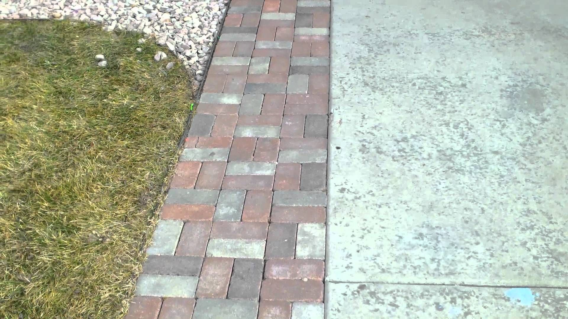 Paver Driveway Extension In Colorado Curb Appeal