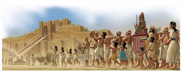 Sumer to Sargon: History