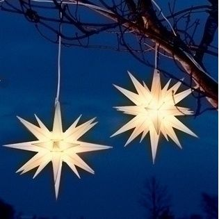 How To Hang A Star Light From Ceiling Can Lights Christmas Star Lights Outdoor Hanging Christmas Lights Christmas Lights