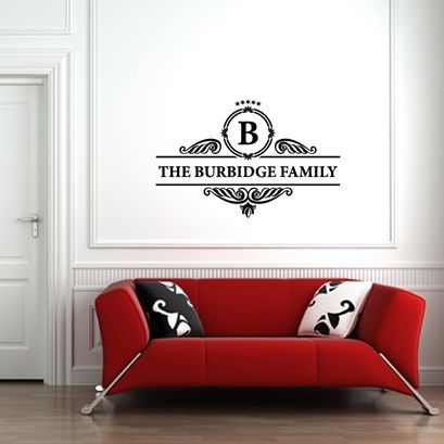 Graffiti name wall art from next wall stickers personalised