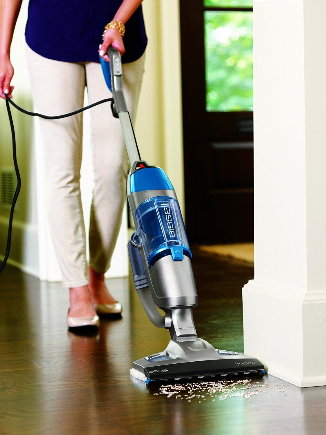 Best Vacuum for Hardwood Floors and Carpet 2016 with