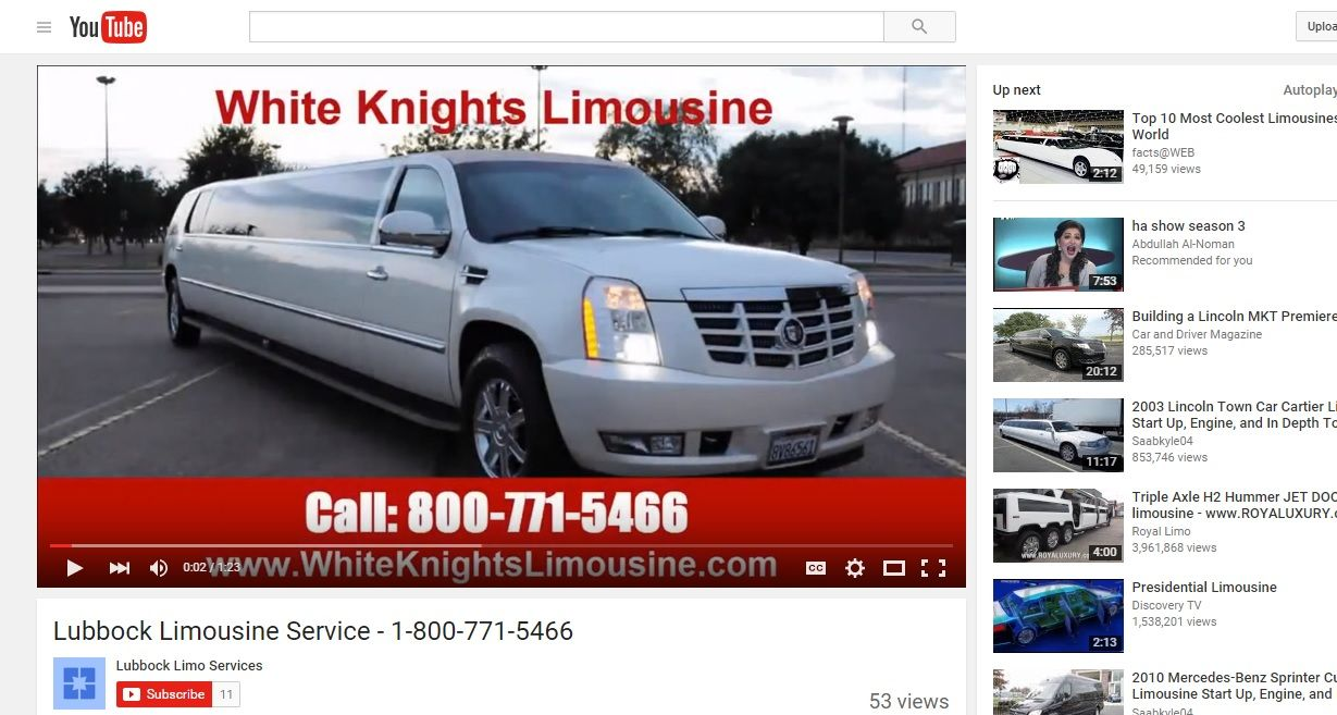 Https Www Youtube Com Watch V Jdjphpt2vui Limousine Commercial Roofing Lubbock
