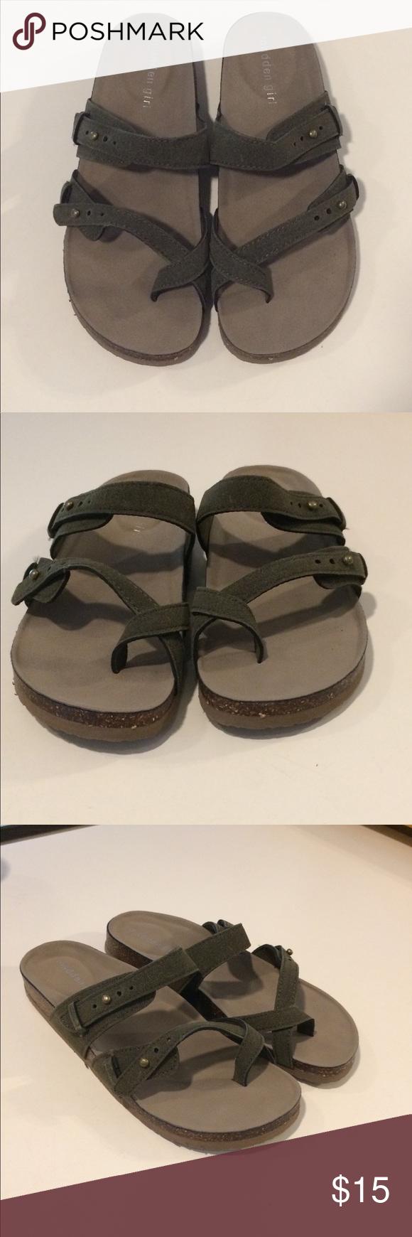 MADDEN GIRL bandit sandal | Madden girl