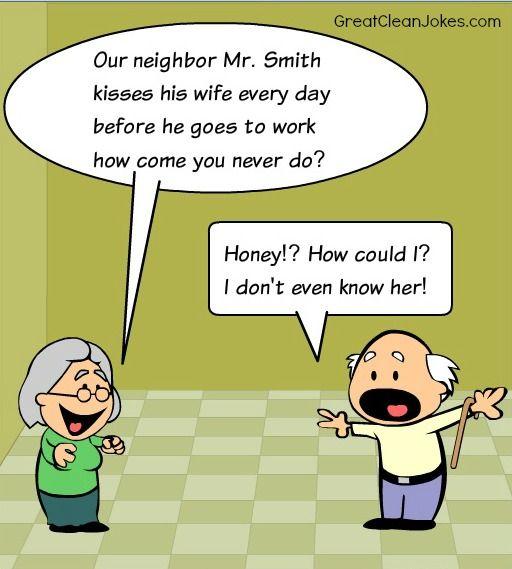 Kiss Cartoon | Funny Cartoons | Pinterest | Funny jokes ...