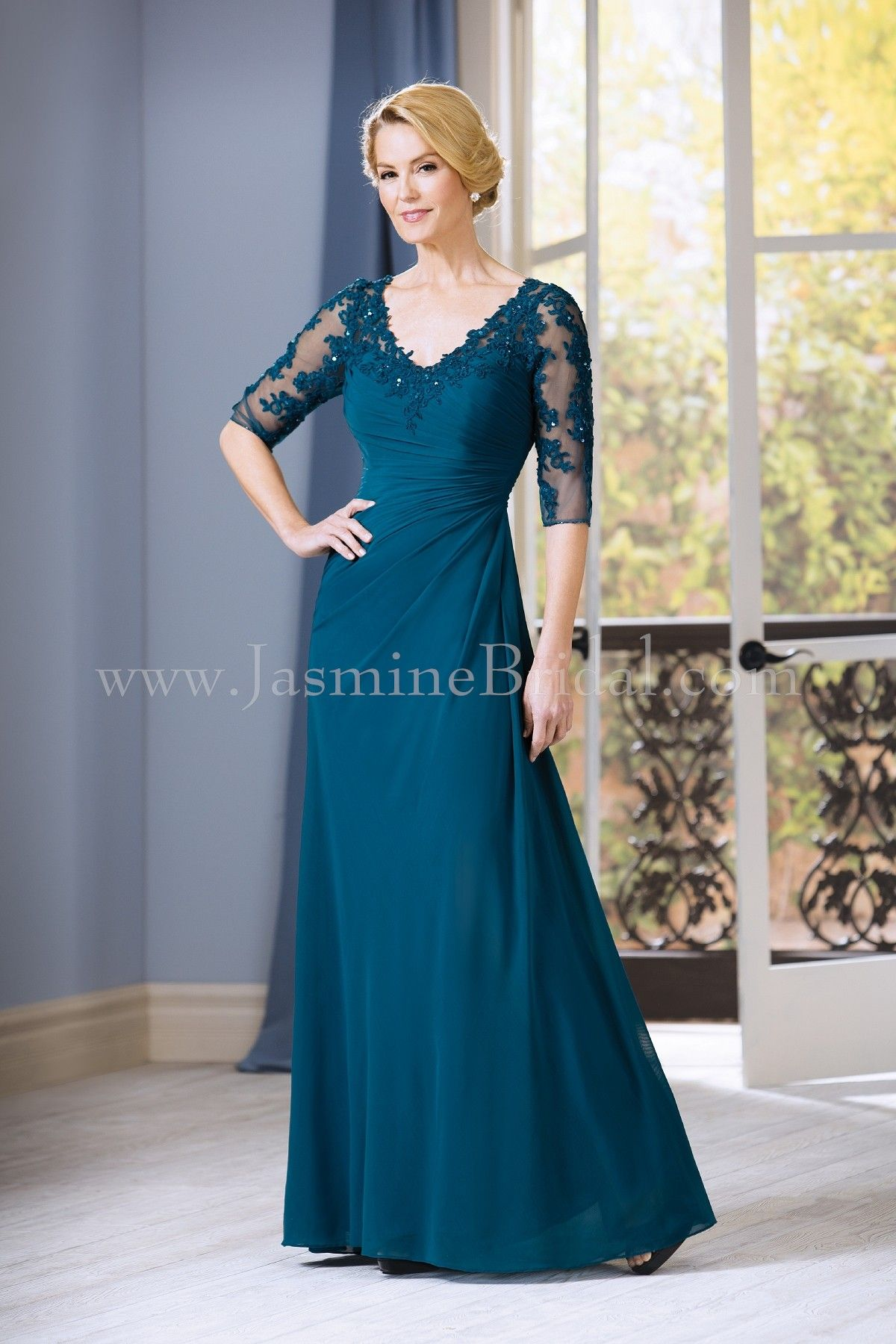 Jasmine Bridal | Mother of the Bride | Pinterest | Jasmine bridal ...