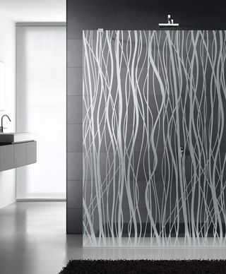 Madras Glass For Showers By Vitrealspecchi Bathroom With Images