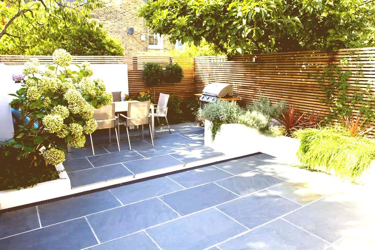 Astonishing Cheap No Grass Backyard Ideas | Small backyard ... on Cheap No Grass Backyard Ideas id=87084