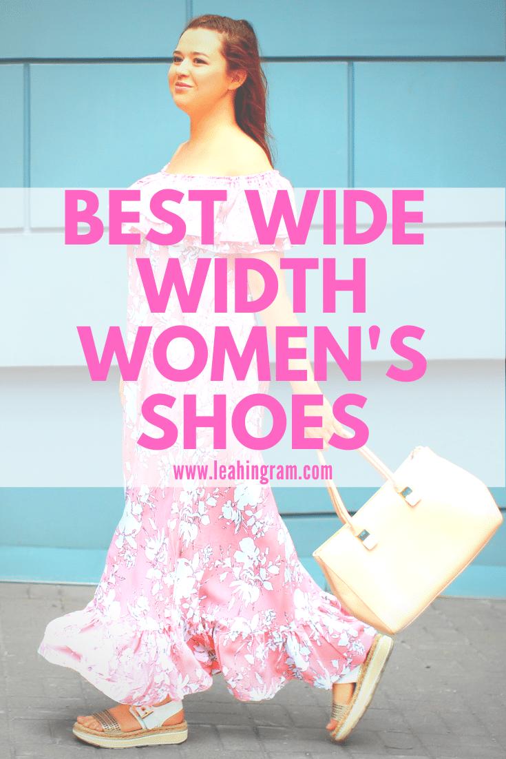 Best Wide Width Womens Shoes in 2020
