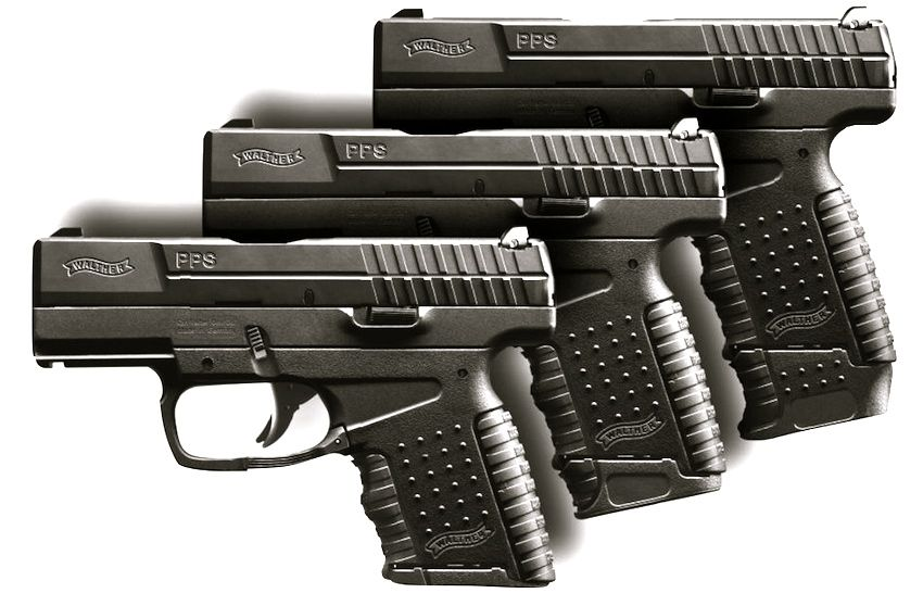 Walther Arms PPS - 9MM &  40S&W - Black - 49-State