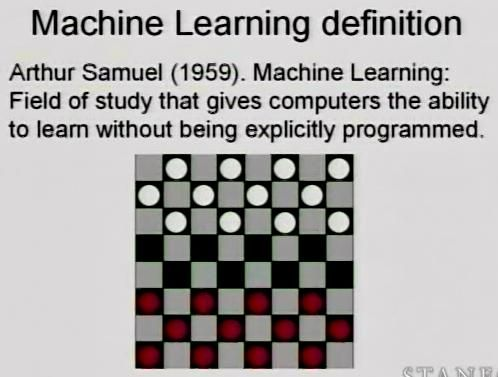 Machine Learning This Course Provides A Broad Introduction To