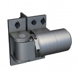 Self Closing Hinge Closer Provides A Quiet Close In A Tamper Resistant Compact Design Safety Gate Models Available For Hinges Heavy Duty Hinges Gate Hardware