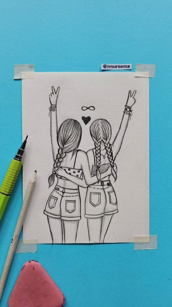 nnursema on Instagram: Tag your BFF 💖 . . . . . . . . . . . . . #bff #bestfriend #bestfriendsforever #friendship
