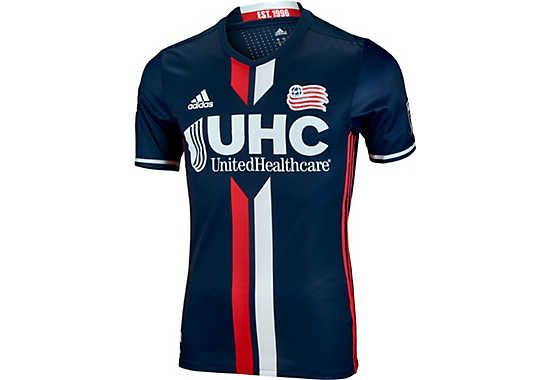 5d917e21a32 2016/17 Authentic adidas New England Revolution Home Jersey. Buy it from  www.soccerpro.com