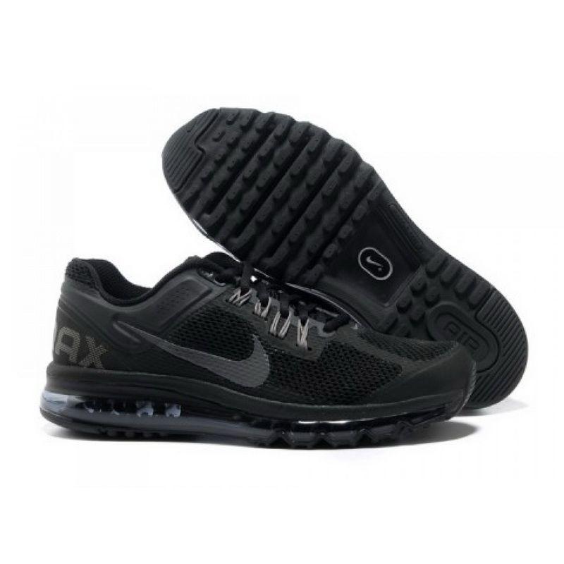 Nike Air Max 2013 Men All Black