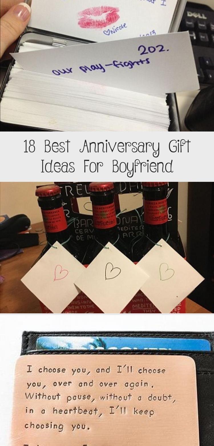 18 Best Anniversary Gift Ideas For Boyfriend #Mensvalentinesdaygift #valentinesd…