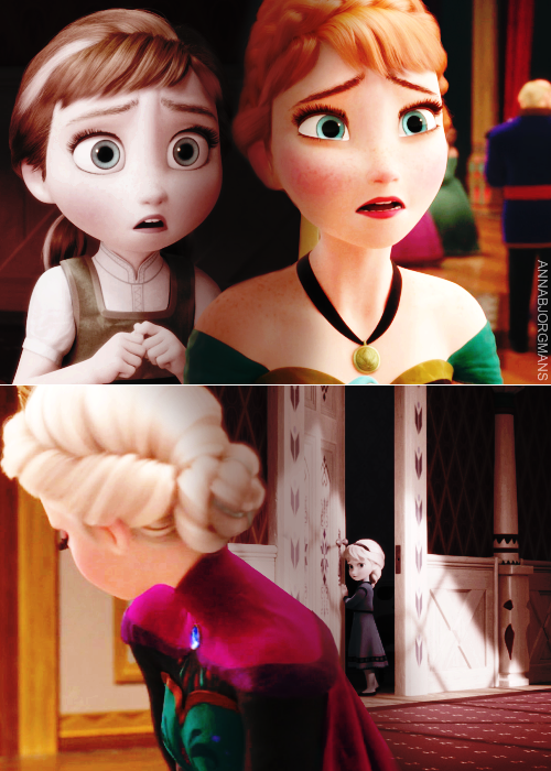 Princess Anna Photo: Please don't shut me out again!