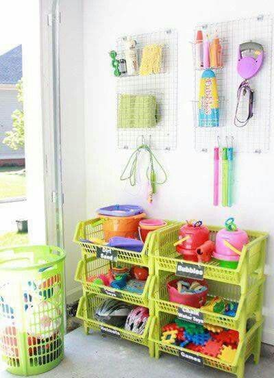 Storage Idea For Outside Toys Kids Toy Organization Storage And Organization Outdoor Toy Storage