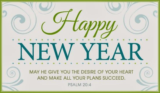 happy new year bible versejpg 550320