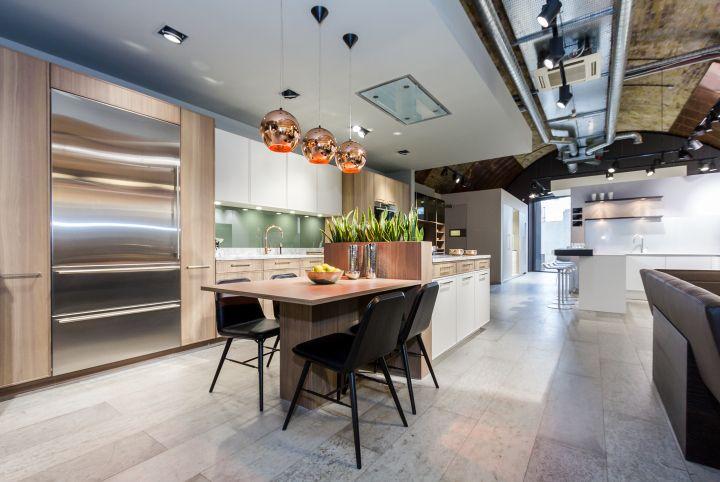 Выставка кухонной мебели и оборудования от Poggenpohl в Лондоне