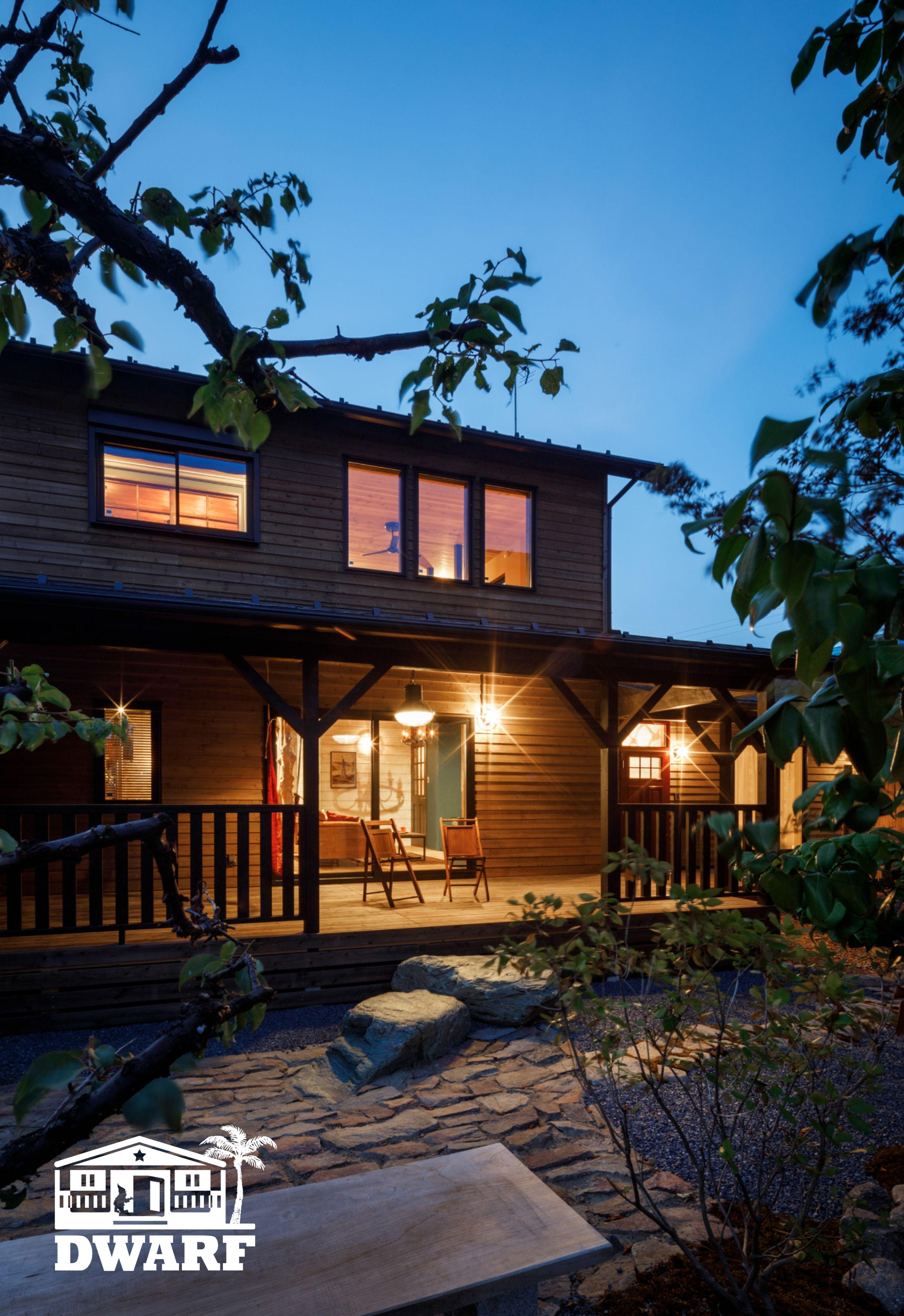 Wood Deck 北欧住宅 スカンジナビアデザイン カリフォルニア ハウス