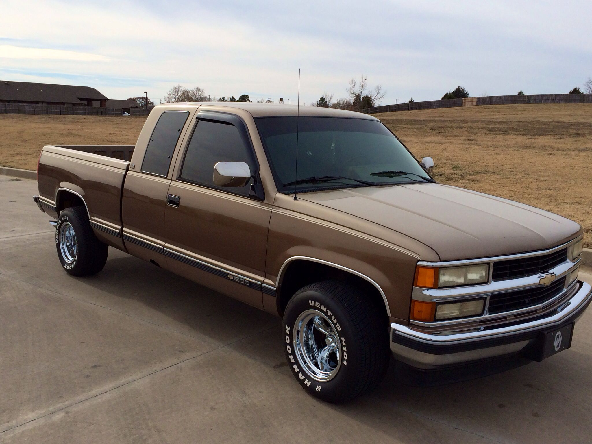 Clean 1994 Chevy Chevy Pickup Trucks Custom Chevy Trucks New