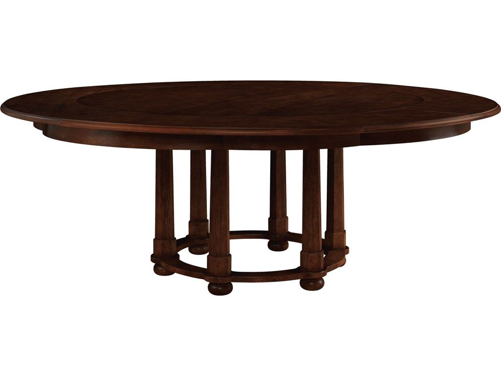 Baker Furniture Living Room Michael S Smith Morris Round Dining Table 84