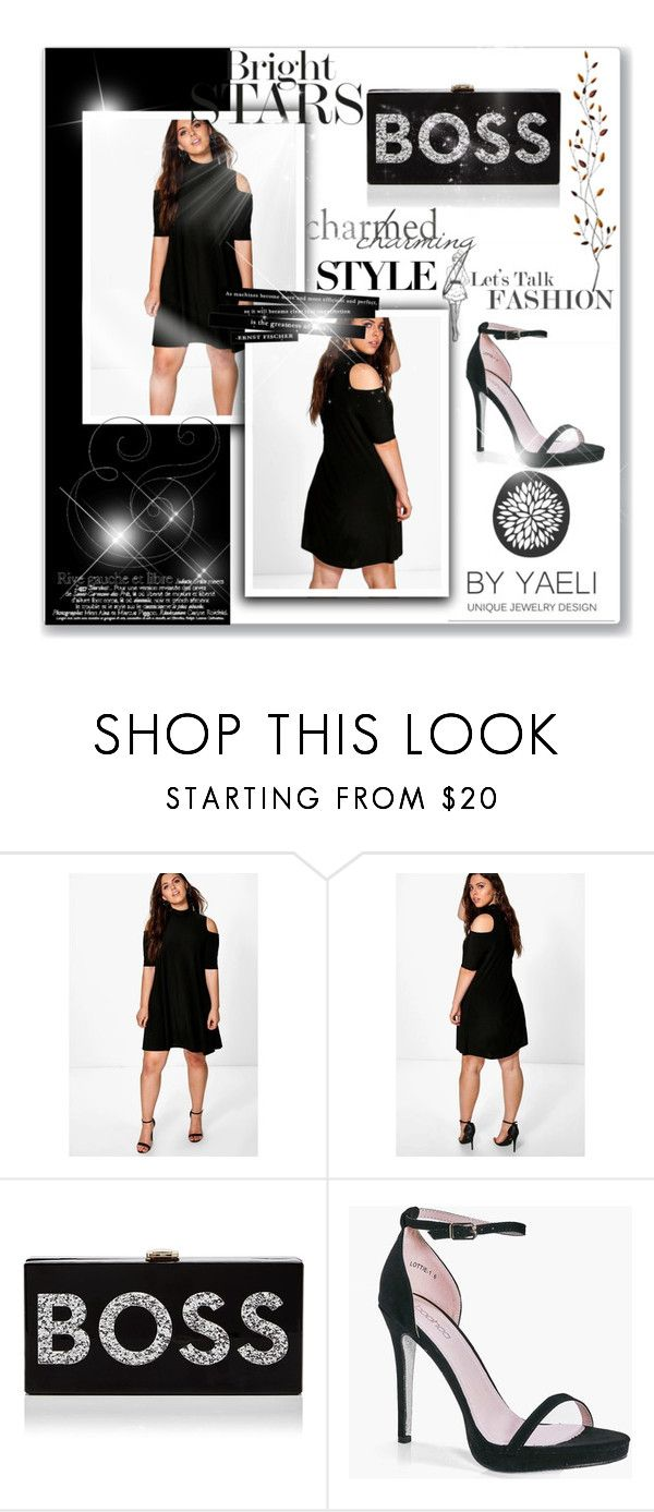 """""""Untitled"""" by betty-hs ❤ liked on Polyvore featuring Boohoo, Milly and Pier 1 Imports"""