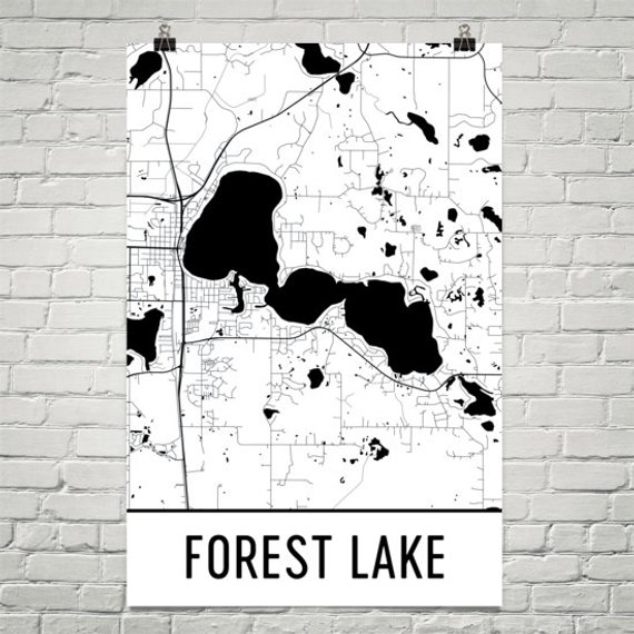 forest lake mn map Forest Lake Minnesota Forest Lake Mn Forest Lake Map Minnesota forest lake mn map