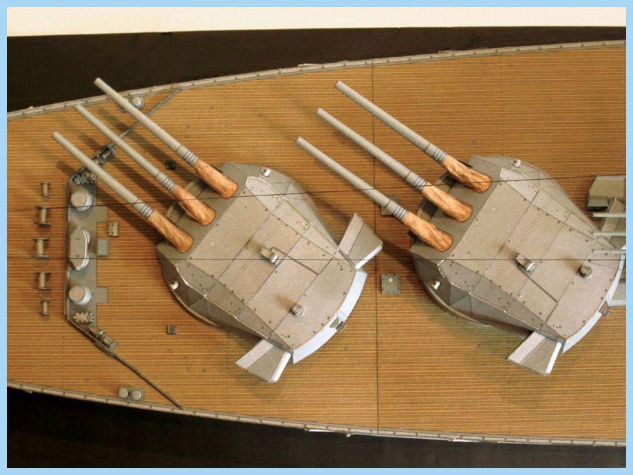 Battleship Yamato   Premium Paper Models   Digitalnavy com   Paper