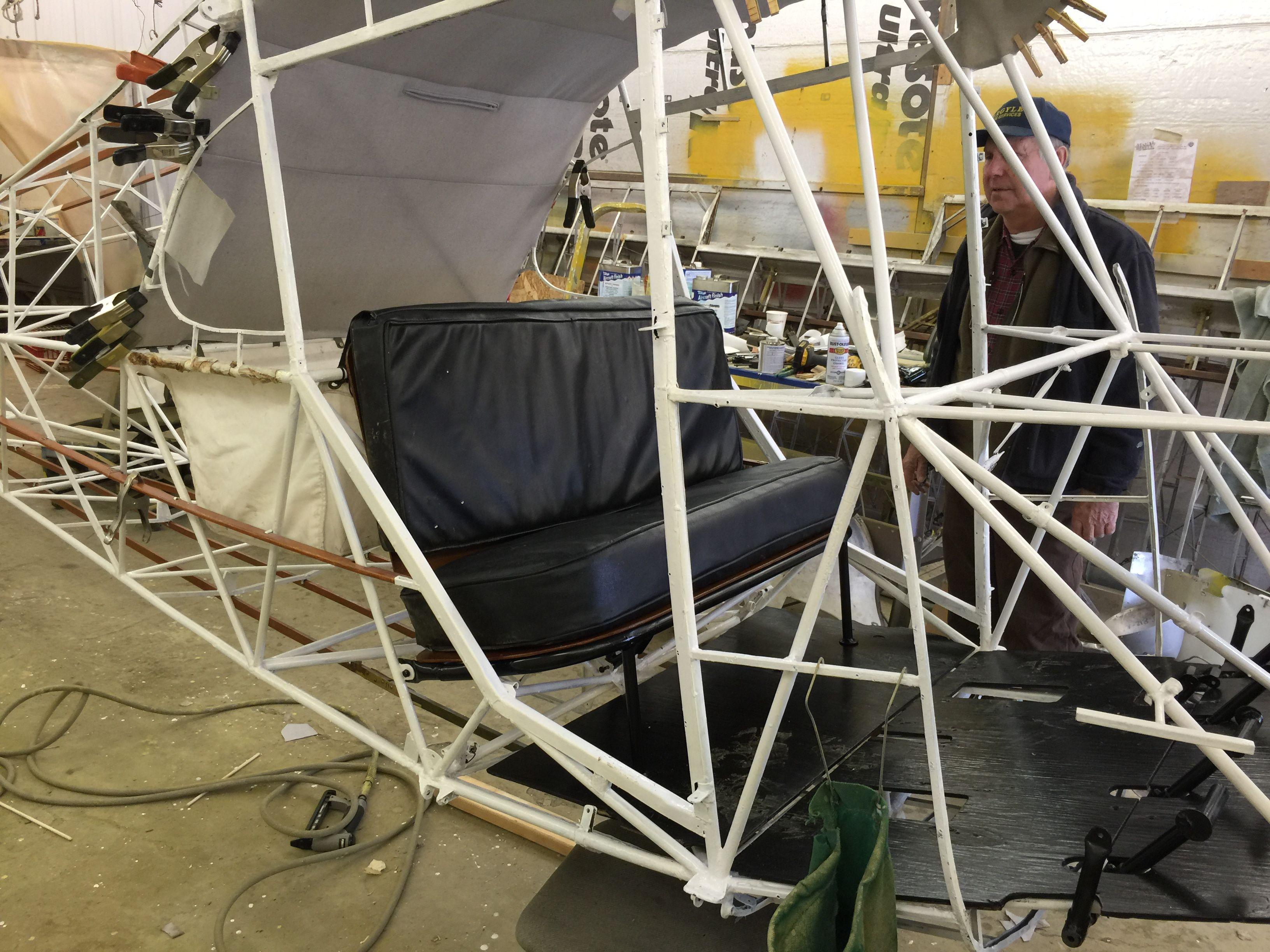 Seat Installation