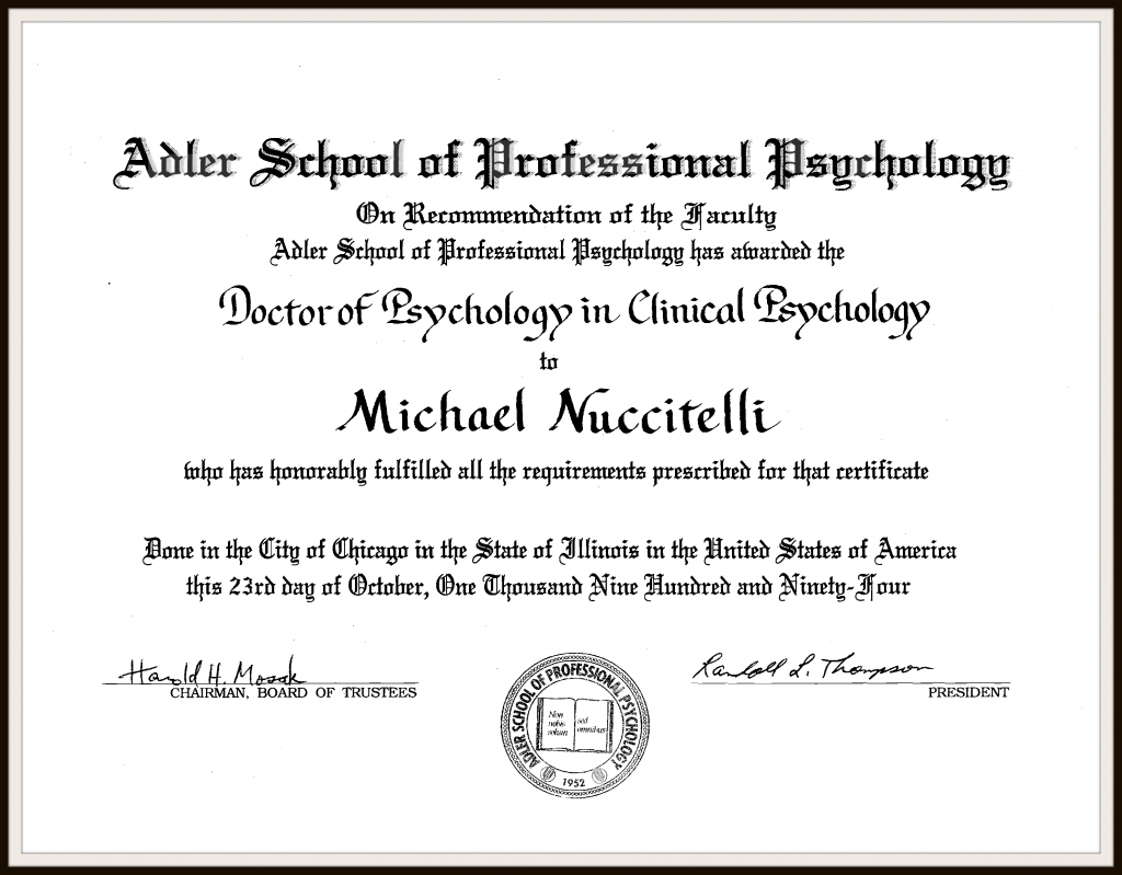 Dr michael nuccitelli adler school doctoral degree 1024x799 psychology 1betcityfo Choice Image