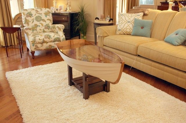 Row Boat Coffee Table The Plans How To Plan