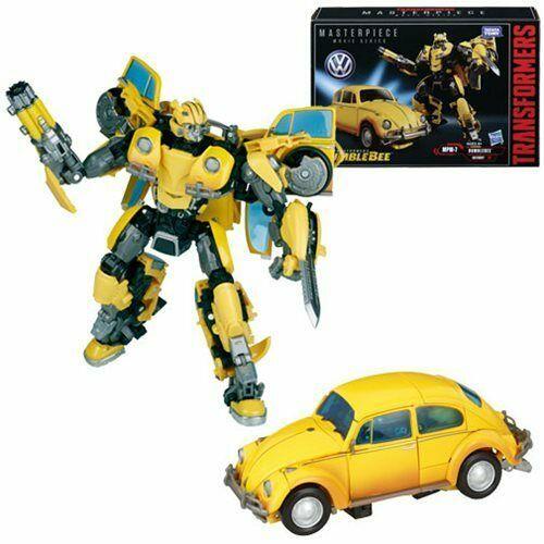 Figure 8 Cars For Sale: Transformers Masterpiece Movie Series Volkswagen Bumblebee