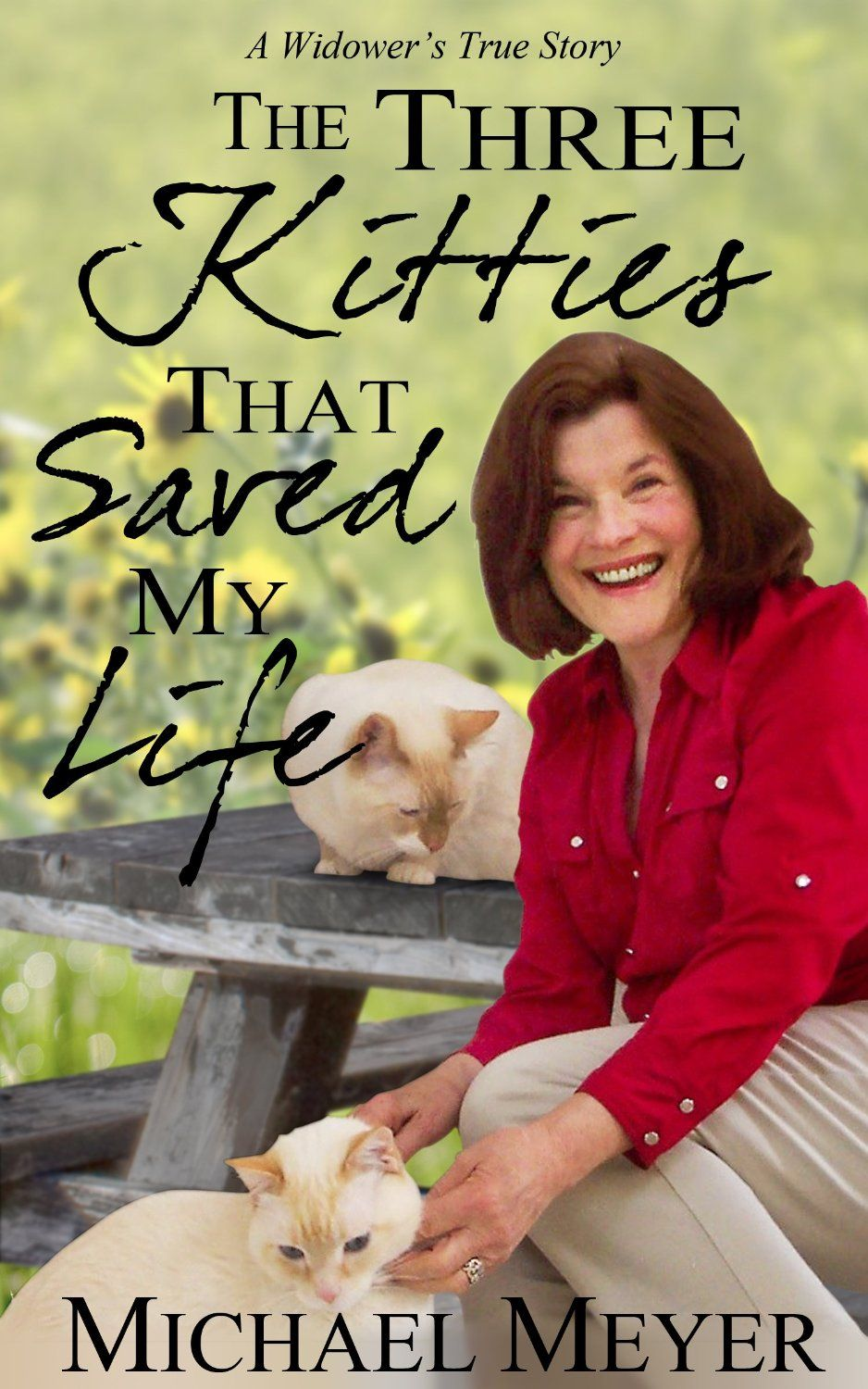 Price drop! 4.5 Stars $0,99 The Three Kitties That Saved My Life ~ AN UPLIFTING TRUE STORY OF LOVE http://www.amazon.com/gp/product/B00CGND93E/ref=as_li_tl?ie=UTF8&camp=1789&creative=9325&creativeASIN=B00CGND93E&linkCode=as2&tag=more036-20&linkId=UA2XEY443DLOWLVN … #1 Amazon best seller #cats Sign up and check out all of today's kindle deals & freebies http://mad.ly/signups/89856/join